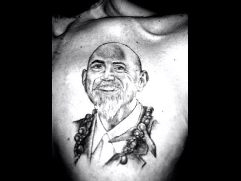 Tattoo of Manuel